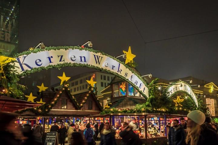 Stuttgart's Christmas market