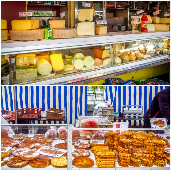Cheese! Waffles! and  more Cheese and Waffles!