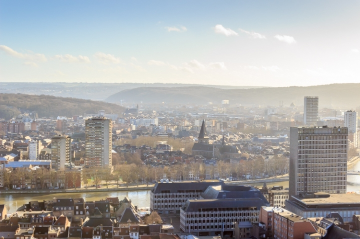 Daily Flips: one sunny spring day in Liege!