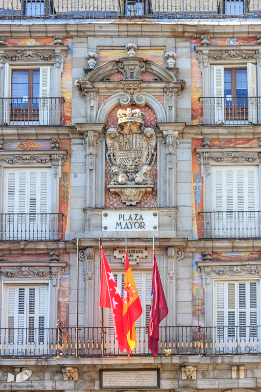 Daily Flips: Plaza Mayor