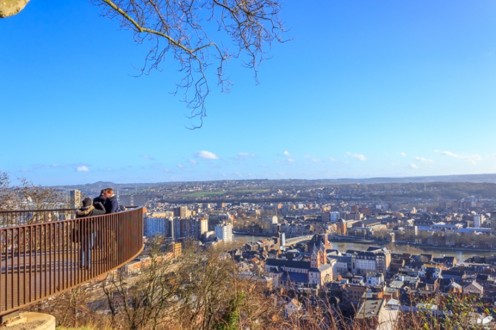 Being the highest point in the city, this deck offers the best views of the area.